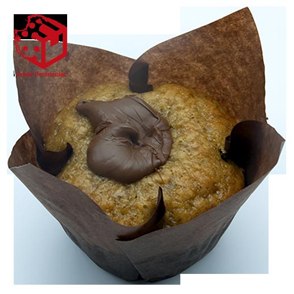 Muffins Bananatella